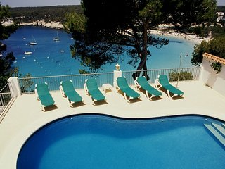 4 bedroom Villa in Cala Galdana, Balearic Islands, Spain : ref 5585409