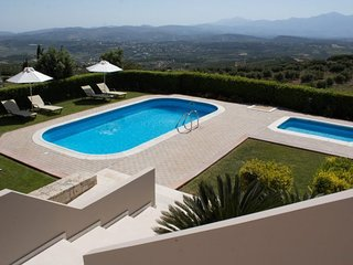 6 bedroom Villa in Choudetsi, Crete, Greece : ref 5238148