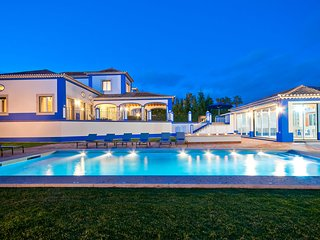 5 bedroom Villa in Olhos de Agua, Faro, Portugal : ref 5585389