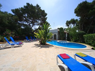 4 bedroom Villa in Cala d'Or, Balearic Islands, Spain : ref 5237967