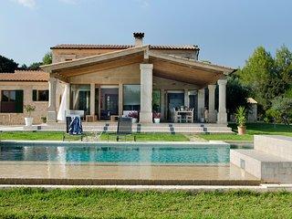 4 bedroom Villa in Pollenca, Balearic Islands, Spain : ref 5585456