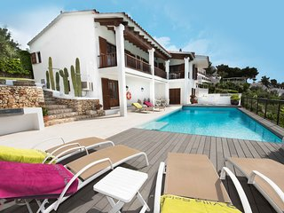 4 bedroom Villa in Cala Galdana, Balearic Islands, Spain : ref 5585410