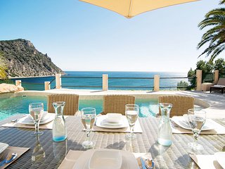 5 bedroom Villa in Cala Llonga, Balearic Islands, Spain : ref 5585591