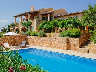 4 bedroom Villa in s'Alqueria Blanca, Balearic Islands, Spain : ref 5237987