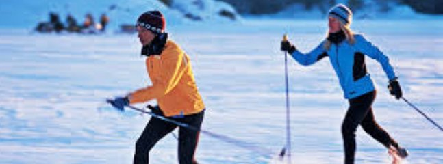 Winter activities make the County a year round attraction