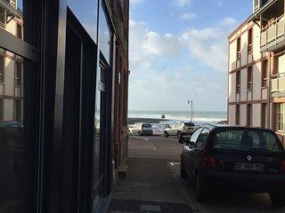 Studio 20 mètres plage d'Yport - 12 km d'Etretat