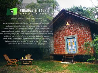 You can find the Location  thru the google search ' Vihanga Village. Dambulla. '
