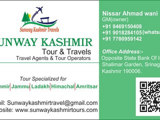 Sunway Kashmir Tour & Travels