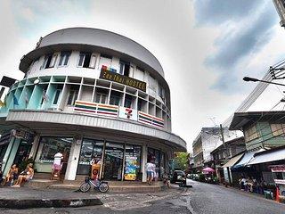 Zee Thai Hostel Room 1 Khaosan Bangkok