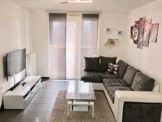 Appartement 2 pieces 38m2 avec terrasse et parking gratuit