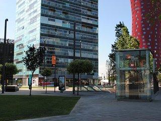 Apartment Fira Barcelona Plaza Europa
