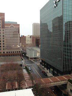 View from the 11th floor