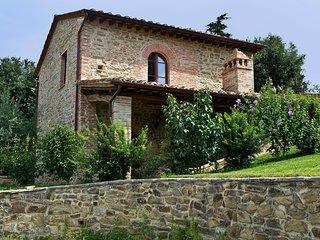 2 bedroom Apartment in Castiglione della Valle, Umbria, Italy : ref 5513355