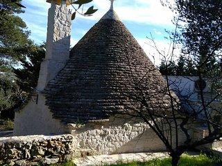Trulli - Villa Gloria (Trulli - La casa di Rosa)