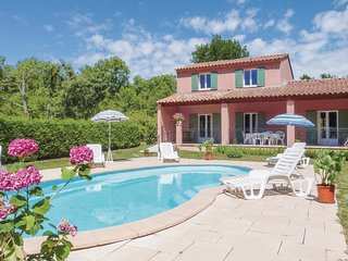 4 bedroom Villa in Cereste, Provence-Alpes-Cote d'Azur, France : ref 5547186