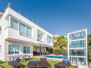 4 bedroom Villa in Sant Cebria de Vallalta, Catalonia, Spain : ref 5538598