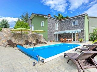 3 bedroom Villa in Marčelji, Primorsko-Goranska Županija, Croatia : ref 5536427