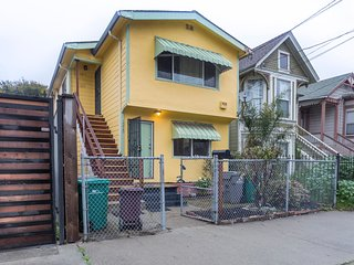Remodeled Duplex Just Across the Bridge from SF