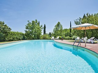 4 bedroom Villa in Lornano, Tuscany, Italy : ref 5540452