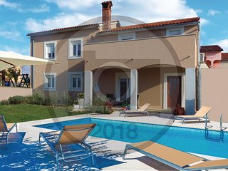 3 bedroom Villa in Štokovci, Istria, Croatia : ref 5585783