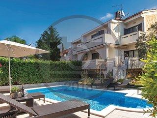 3 bedroom Villa in Punat, Primorsko-Goranska Zupanija, Croatia : ref 5585705