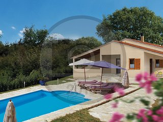 3 bedroom Villa in Divsici, Istria, Croatia : ref 5585742