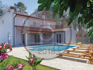 4 bedroom Villa in Hreljici, Istria, Croatia : ref 5585752