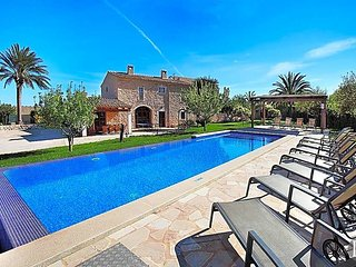 6 bedroom Villa in Calonge, Balearic Islands, Spain : ref 5433302