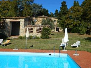 4 bedroom Villa in Castellina in Chianti, Tuscany, Italy : ref 5226870