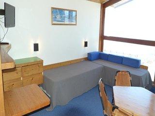 Appartement 2 pièces 5 personnes à Arc 1800 au pied des pistes et des commerces,