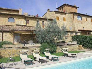 4 bedroom Apartment in Tignano, Tuscany, Italy : ref 5226645