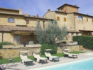 4 bedroom Apartment in Tignano, Tuscany, Italy : ref 5226645