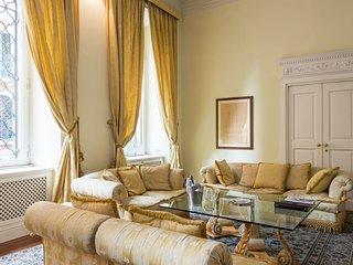 3 bedroom Apartment in Campo Marzio, Latium, Italy : ref 5556497