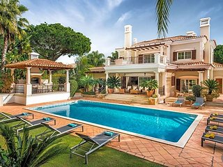 5 bedroom Villa in Quinta do Lago, Faro, Portugal : ref 5433080
