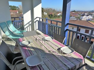 2 bedroom Apartment in Bidart, Nouvelle-Aquitaine, France : ref 5699532