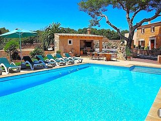 6 bedroom Villa in Cas Concos, Balearic Islands, Spain : ref 5433303
