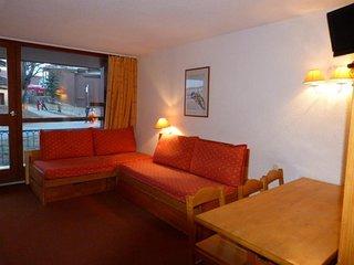 Appartement 2 pièces 6 personnes à Arc 1800 proche des pistes, des commerces, de