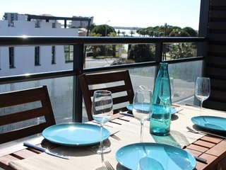 Rental Apartment Gruissan, 1 bedroom, 4 persons
