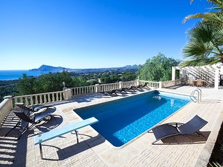3 bedroom Villa in Altea la Vella, Valencia, Spain : ref 5559033