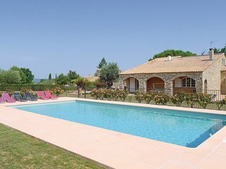 5 bedroom Villa in Saint-Siffret, Occitania, France : ref 5576610