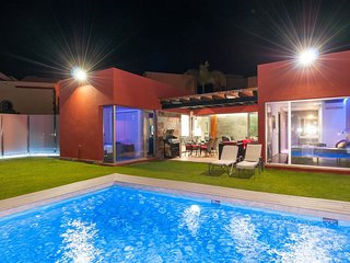 2 bedroom Villa in El Salobre, Canary Islands, Spain : ref 5558358