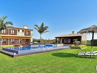 4 bedroom Villa in s'Horta, Balearic Islands, Spain : ref 5433274