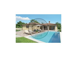 3 bedroom Villa in Kunj, Istria, Croatia : ref 5585695
