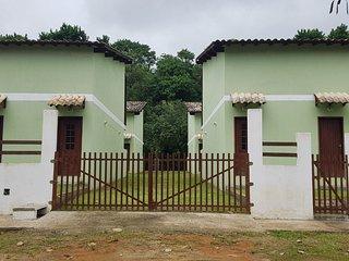 Flats Serra Verde, natureza e descanso em paraty