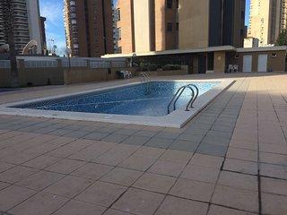 *Precioso apartamento, excelente ubicación, muy proximo a la playa y 2 WCs*