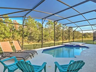 - Dream pool home 5 bedrooms near Disney