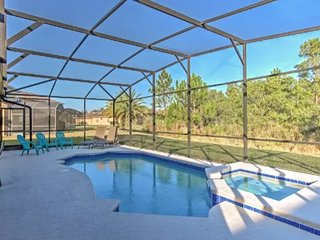 - Dream pool home 5 bedrooms near Disney