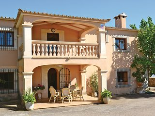 5 bedroom Villa in Colonia de Sant Jordi, Balearic Islands, Spain : ref 5566556