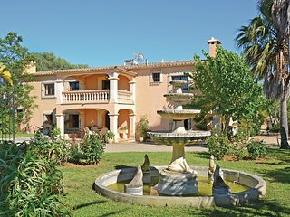 5 bedroom Villa in Colonia de Sant Jordi, Balearic Islands, Spain : ref 5566556
