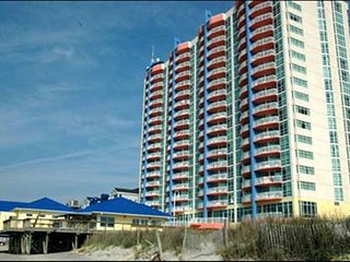 BRAND NEW OCEAN FRONT RESORT TOWER  - CHERRY GROVE - PRINCE RESORT